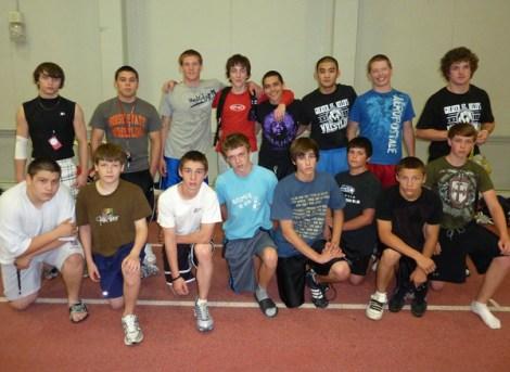 Summer Camp in Owens