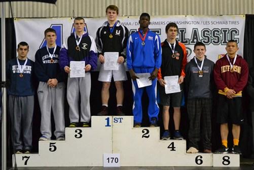 Alex Berfanger, 2014 State Champion