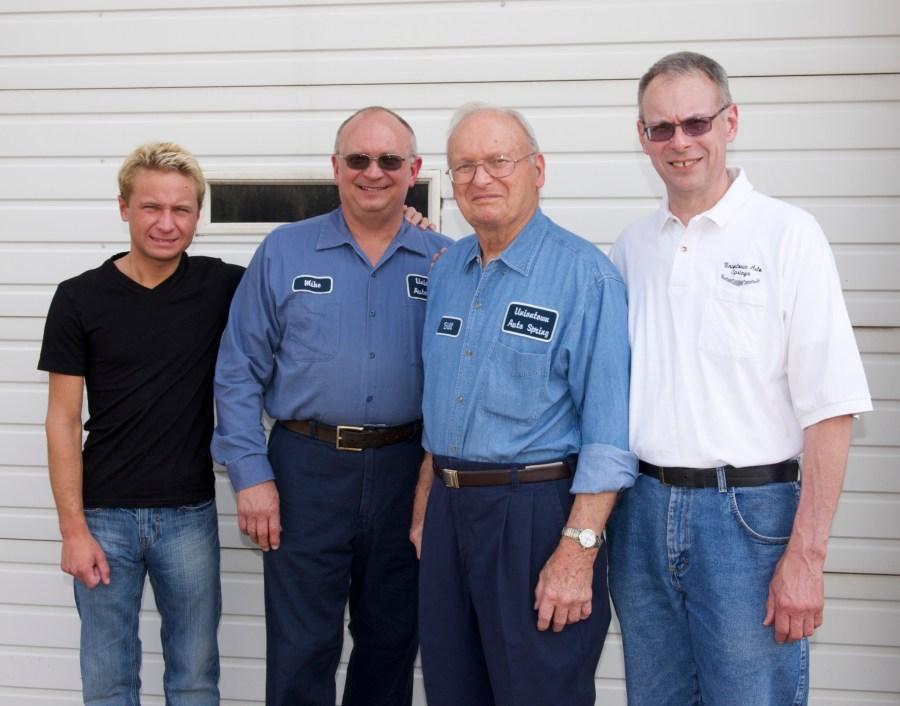 Uniontown Auto Spring Staff
