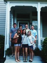 """Submitted by Melissa Fields - """"These are some of my best friends in the world. We met at Union, graduated in 2013, and still see each other often."""""""
