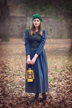 Tieto šaty už našli svoje využitie (Foto: Katarína Kaňuková)