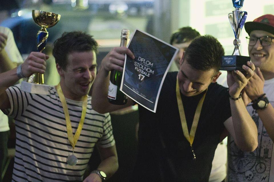 Víťazná dvojica (Foto: organizátori)