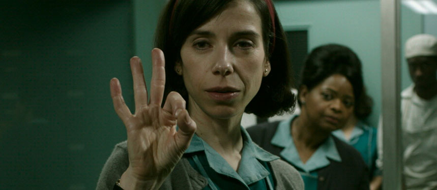 Sally Hawkins a Olivia Spencer vo filme The Shape of Water (Foto: Fox Searchlight Pictures)