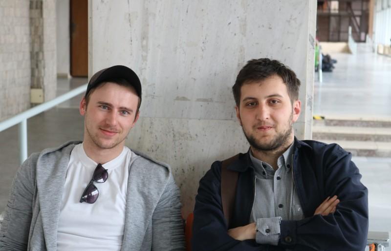 Marek a Peter (Foto: Lenka Švihlová)