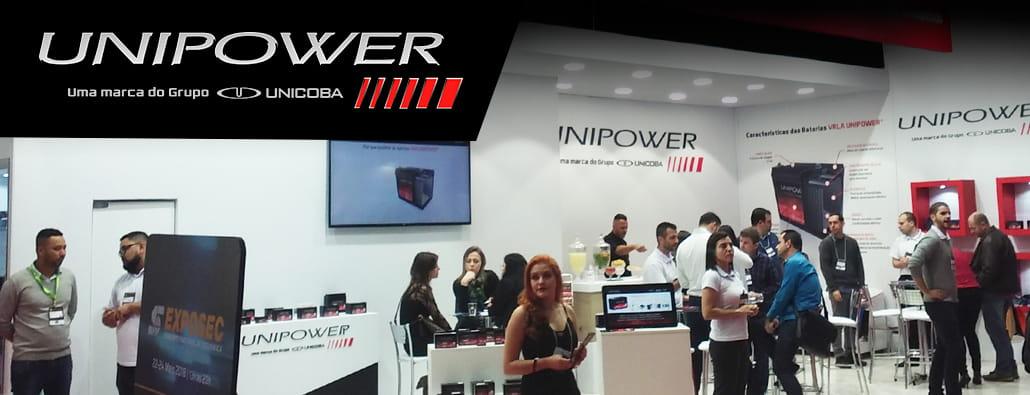 Exposec 2018: UNIPOWER é destaque na Revista Potência