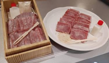 日式甜點:如上等牛肉般的草莓果凍「博多あまび」