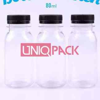 botol plastik 80ml