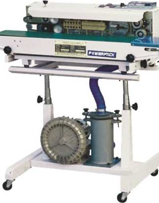Continuous band sealer Powerpack SF-150G