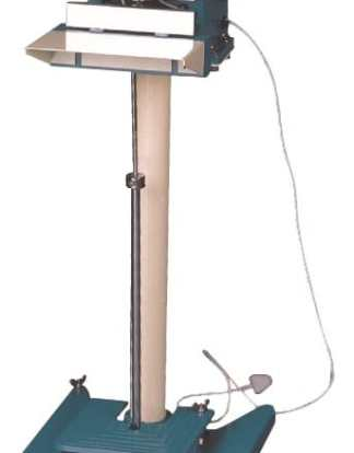 Pedal Sealer Direct Heat 40 Cm Powerpack PFS-DD400