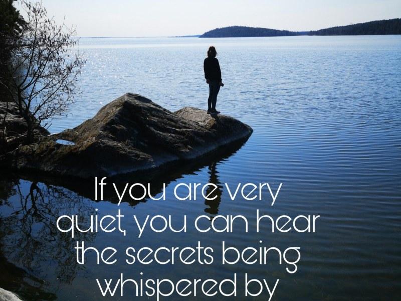 Listen careful