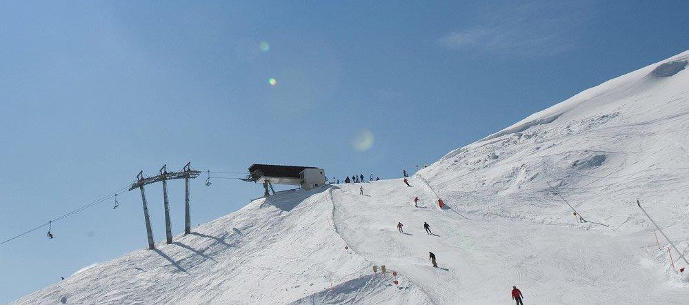 Serfaus – Ladis – Fiss: Snowboarding in Tyrol