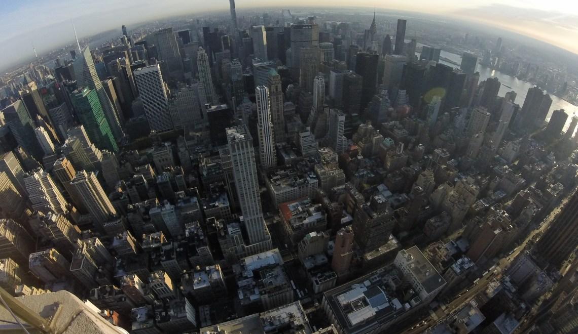 New York City - 6 Tage zu Fuß durch die geilste Stadt der Welt - The ...