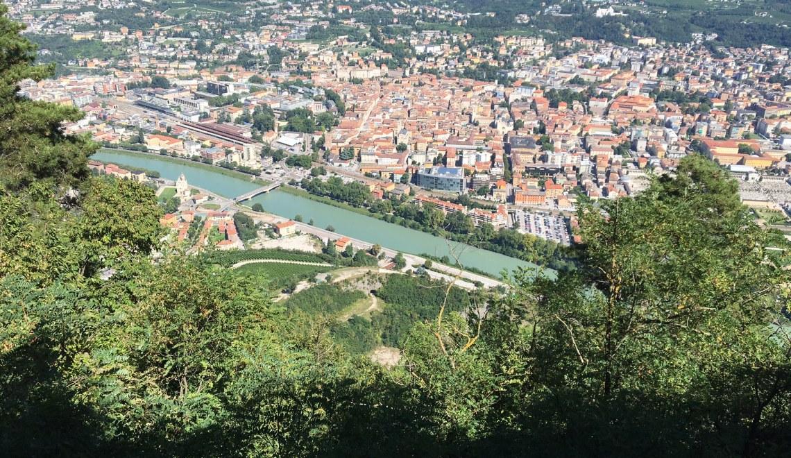Trento – eine Stadt geprägt von 2 Kulturen