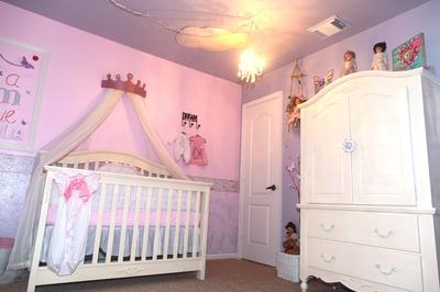 Baby Princess Room Decor Novocom Top