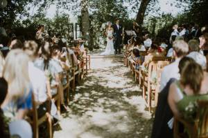 wedding celebrant - wedding ceremony in a castle in france