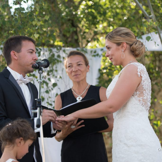 wedding celebrant in BRITTANY