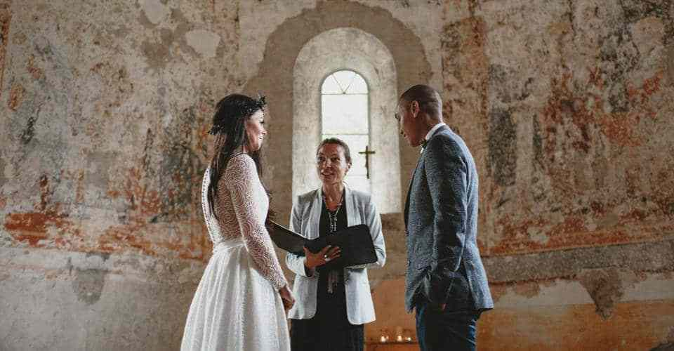 Magali Wedding Celebrant since 2009