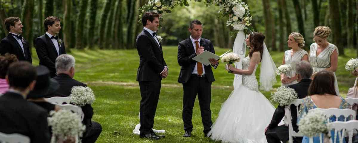 Richard, Wedding Celebrant since 2016