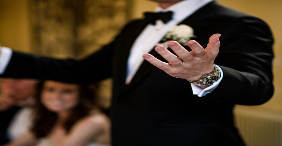 Choosing a loved one as your celebrant, good or bad idea?
