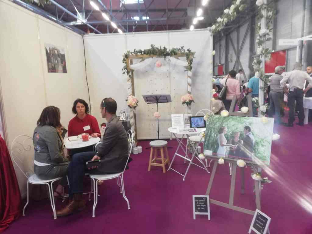 Estelle F&C Salon Mariage Poitiers 2018