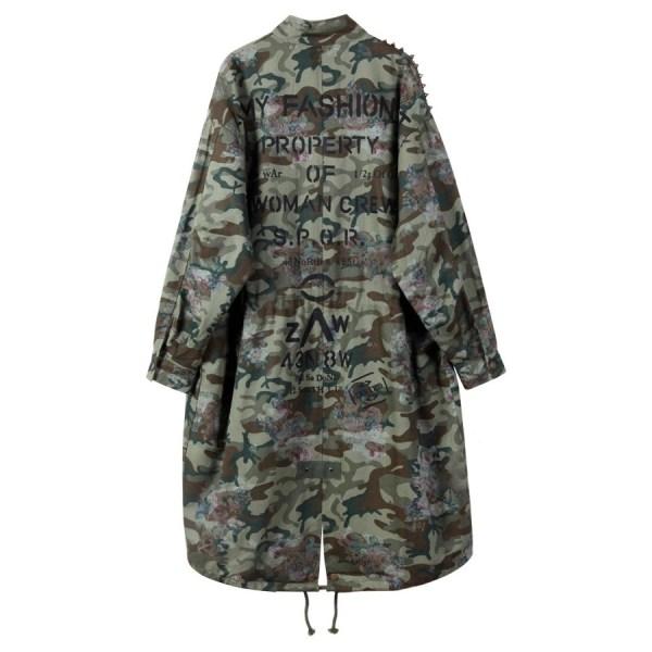 Fashion Army Jacket