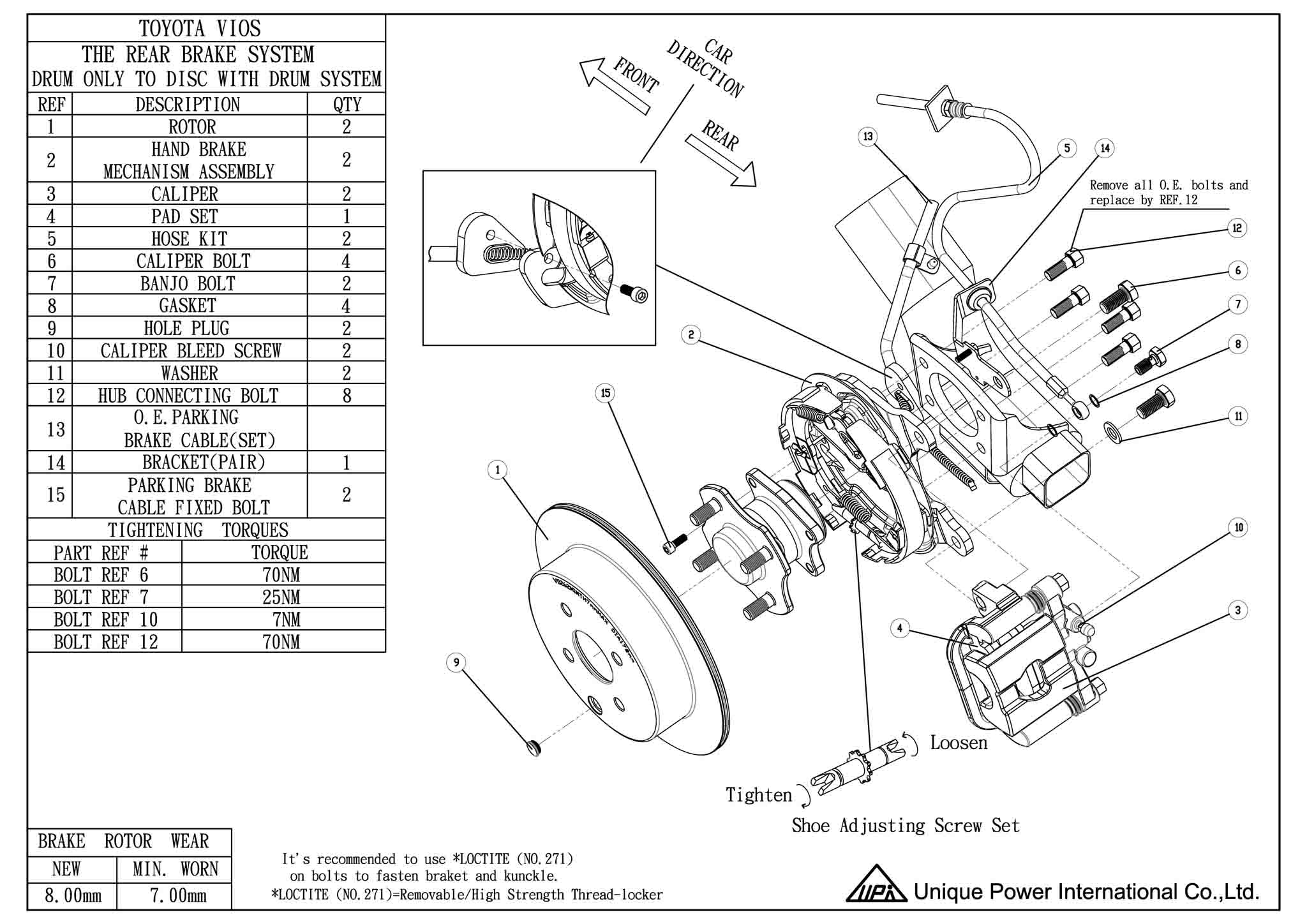Honda Civic Brake System Diagrams | Wiring Diagram Database
