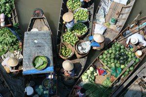 טעימה קטנה מהקולינריה בקמבודיה