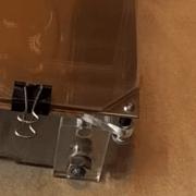 Обработка Углов - срез 10mm 45°