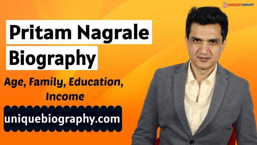 Pritam Nagrale Biography, Age, Family, Education, Income, Net worth