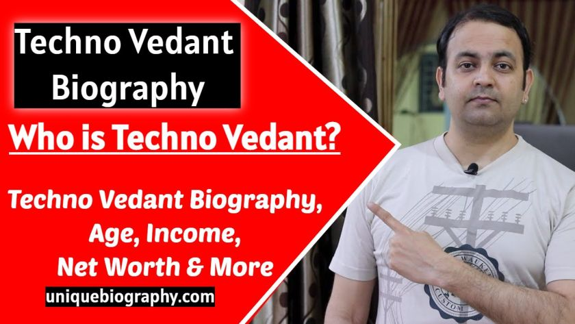 Who is Techno Vedant? | Techno Vedant Biography, Age, Income, Net Worth & More
