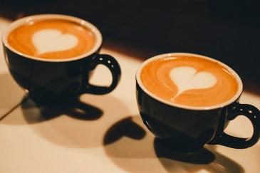 Resultado do latte art