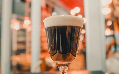 Como fazer Irish Coffee