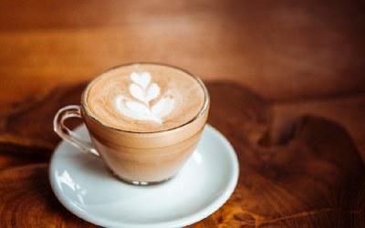 Como fazer café Latte
