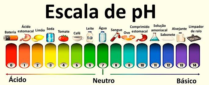 Medindo o nível de acidez do café
