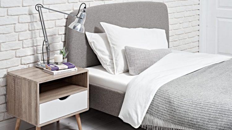 Bedroom lifestyle photography