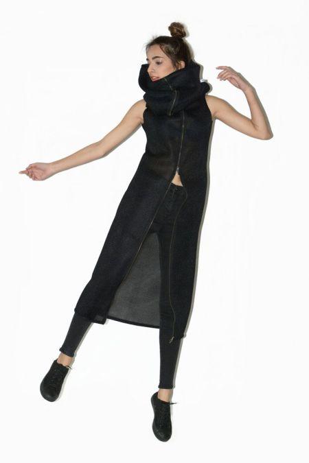 Vestido corto o vestido largo. Ropa original online