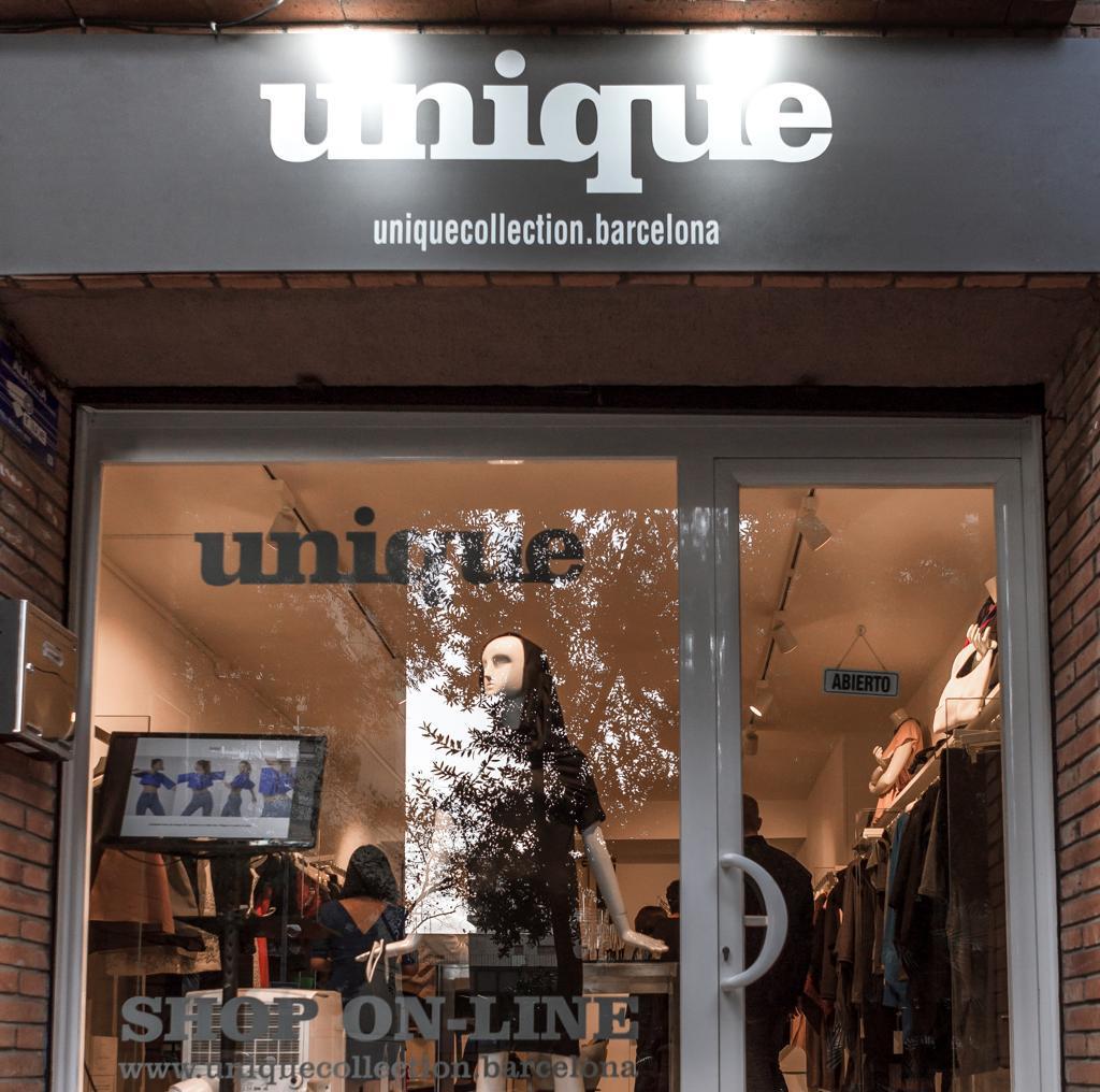 Nuestra tienda – Unique collection Barcelona