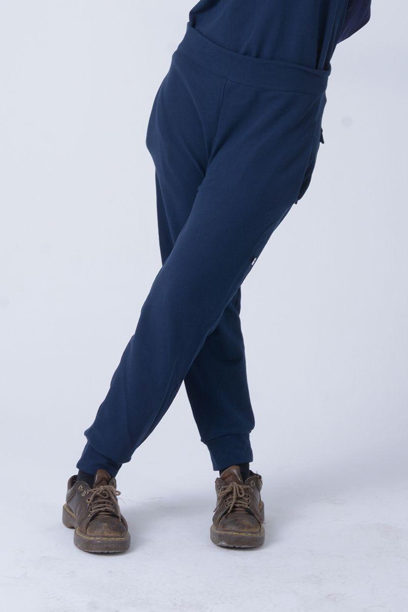 Pantalón largo con puño
