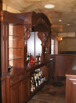 Victorian Styled Bar
