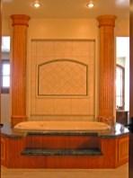 Red Birch Master Bath