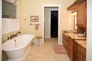 Tri-level Master Bath Vanity