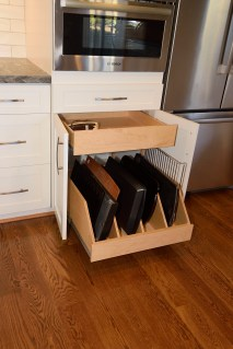 Tray Storage Pull Out