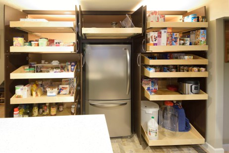 Pantry Pull Outs