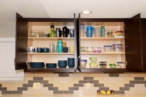 Inter Adjustable Shelves