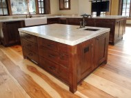 Walnut Kitchen