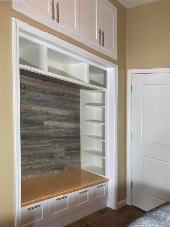 Mud Room Modify