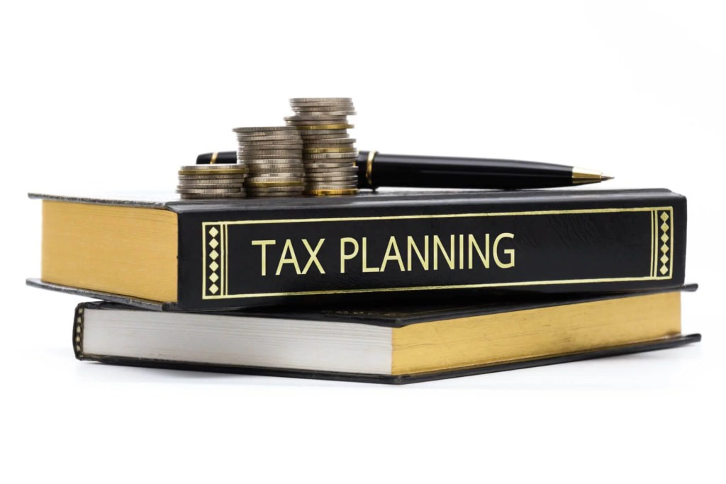 Tax planning and strategies