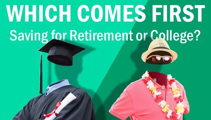 College Savings or Retirement: How to choose?