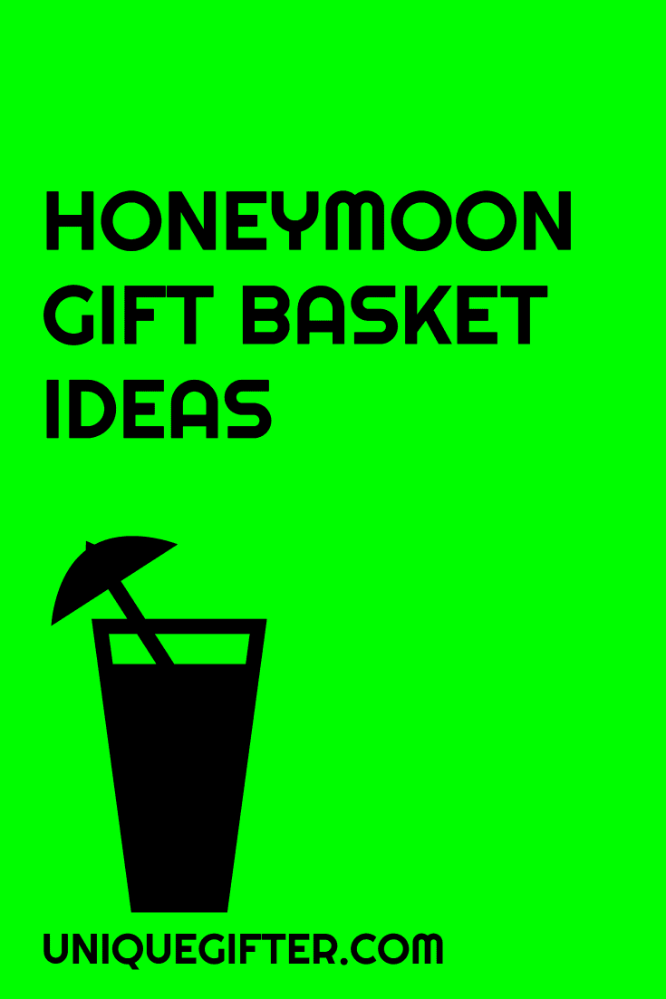 Everything I need to make a fun and creative DIY honeymoon gift basket. They're going to love it, and I'm going to have so much fun making it. I love giving creative wedding gifts and this is definitely a unique one.