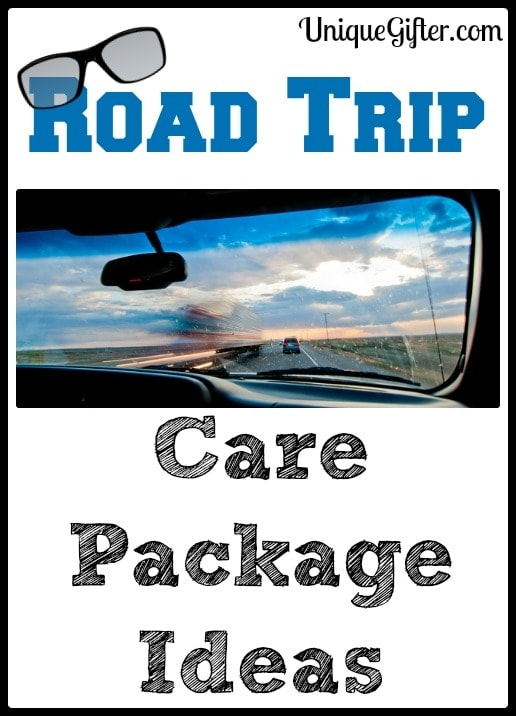 Here is a gigantic list of road trip care package ideas, for those short trips, long trips or cross-country moves! Ideas for adults, families and event for four legged friends.